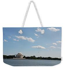 Memorial By The Water Weekender Tote Bag