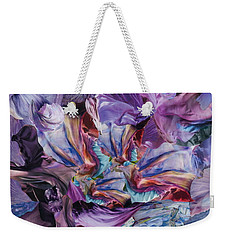 Merlin's Magic Weekender Tote Bag