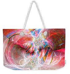 Metamorphosis  Weekender Tote Bag by Margie Chapman