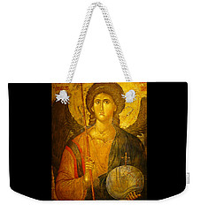 Michael The Archangel Weekender Tote Bag