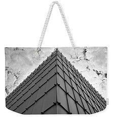 Modern Architecture Weekender Tote Bag by Chevy Fleet