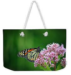 Monarch In Light  Weekender Tote Bag