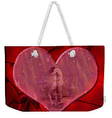 My Hearts Desire Weekender Tote Bag