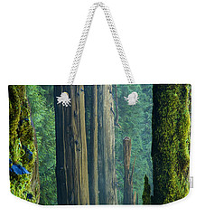 Northwest Forest    Weekender Tote Bag