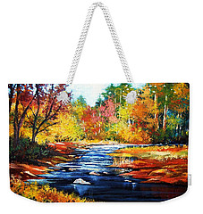 October Bliss Weekender Tote Bag