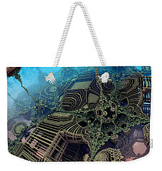 Parallel World  Weekender Tote Bag