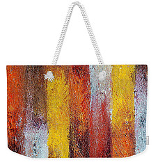 Passage Weekender Tote Bag by Teresa Wegrzyn
