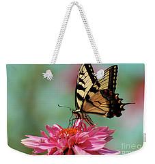 Pastel Weekender Tote Bag