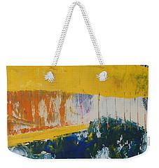 Raw Energy Weekender Tote Bag
