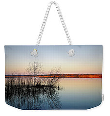 Reflections On Lake Jackson Tallahassee Weekender Tote Bag
