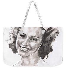 Rita Weekender Tote Bag by Sean Connolly