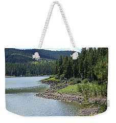 River Reservoir Weekender Tote Bag