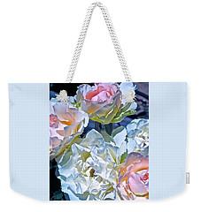Rose 59 Weekender Tote Bag by Pamela Cooper