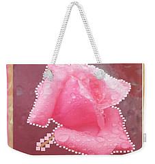 Rose Flower Petal Art Texture N Color Tones Navinjoshi  Rights Managed Images Graphic Design Is A St Weekender Tote Bag