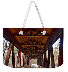 Roswell Bridge Weekender Tote Bag