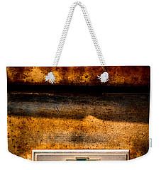 Rusted C10 Weekender Tote Bag