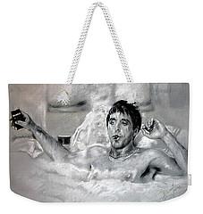 Scarface Weekender Tote Bag