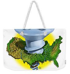 Screwed Weekender Tote Bag