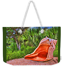Shell Attack Weekender Tote Bag