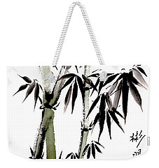 Simple Grace Weekender Tote Bag by Bill Searle