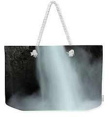 Snoqualmie Falls Weekender Tote Bag