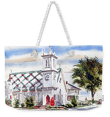 St Pauls Episcopal Church  Weekender Tote Bag