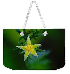 Starflower Weekender Tote Bag
