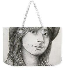 Steve Perry Weekender Tote Bag
