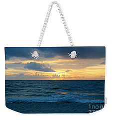 Sunrise In Deerfield Beach Weekender Tote Bag