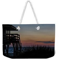 Sunset Weekender Tote Bag by Jane Luxton