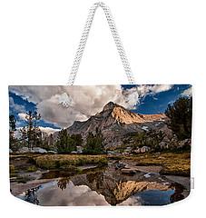 Tarn Reflection Weekender Tote Bag