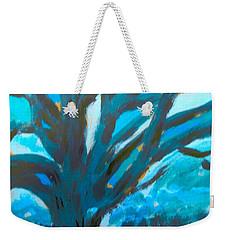 The Blue Tree Weekender Tote Bag
