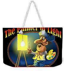 The Painter Of Light Weekender Tote Bag