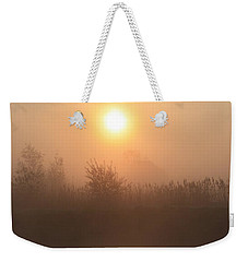 The Peace Of Dawn Weekender Tote Bag by Linsey Williams