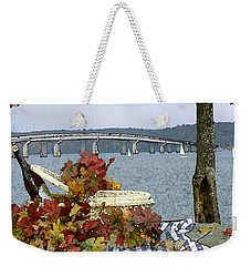 The Picnic Weekender Tote Bag