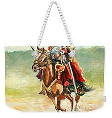 The Polish Winged Hussar Weekender Tote Bag
