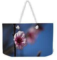The Spring Is Coming Weekender Tote Bag
