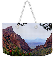 The Window Weekender Tote Bag by Dave Files