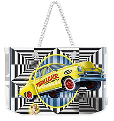 Thrillcade Weekender Tote Bag