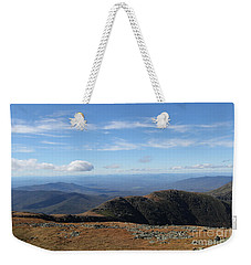 Top  Mt Washington  Weekender Tote Bag