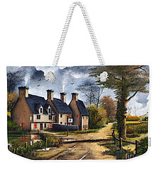 Travellers Rest Weekender Tote Bag