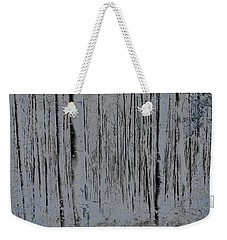 Tree People Weekender Tote Bag by Jeremy Rhoades
