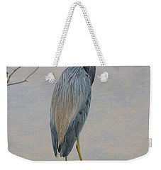 Tricolored Heron Weekender Tote Bag
