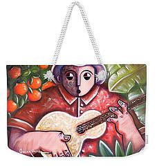 Trovando En Las Marias Weekender Tote Bag