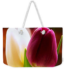 2 Tulips For Mother's Day Weekender Tote Bag