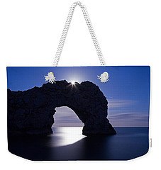 Under The Moonlight Weekender Tote Bag