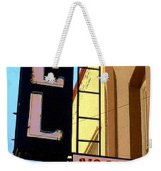 Vacancy Weekender Tote Bag