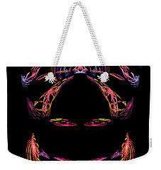 Veiled Lady Weekender Tote Bag by Jane McIlroy