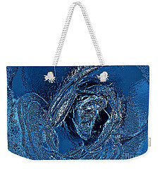 Water Rose Weekender Tote Bag
