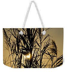 Weekender Tote Bag featuring the photograph Whalehead Sunset Obx #3 by Greg Reed